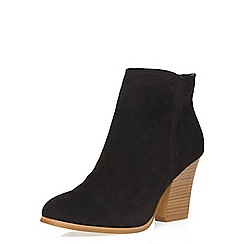 Dorothy Perkins - Black alice ankle boots