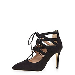 Dorothy Perkins - Black 'drift' ghillie courts