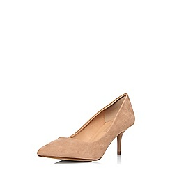 Dorothy Perkins - Blush cosmo court shoes