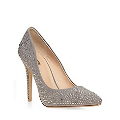 Dorothy Perkins - Grey 'cancan' detailed courts