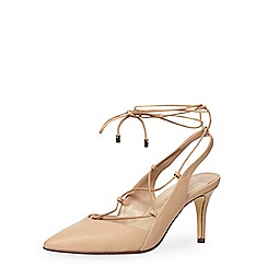 Dorothy Perkins - Nude pointed courts