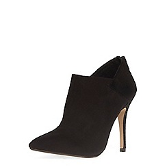 Dorothy Perkins - Black pointed ankle boots
