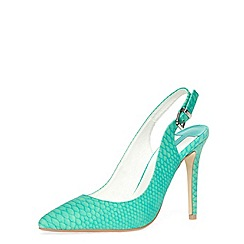 Dorothy Perkins - Jade high sling back courts