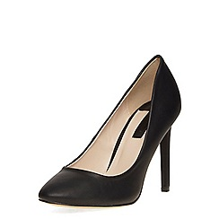 Dorothy Perkins - Black 'envy' court shoes