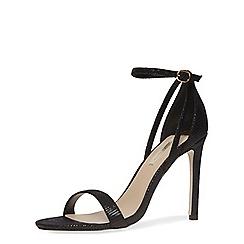 Dorothy Perkins - Black 'simone' sandals