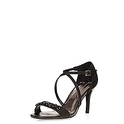 Dorothy Perkins - Black 'bliss' sandals