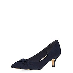 Dorothy Perkins - Navy 'dhala' swish courts