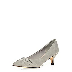 Dorothy Perkins - Grey 'dhala' swish courts