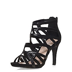 Dorothy Perkins - Black 'sara' high sandals