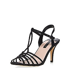 Dorothy Perkins - Black 'bailey' sandals