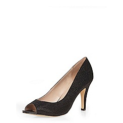 Dorothy Perkins - Black 'dixy' courts