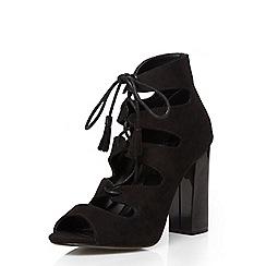 Dorothy Perkins - Black 'scorpio' shoe boots