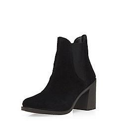 Dorothy Perkins - Black 'nisha' leather boots