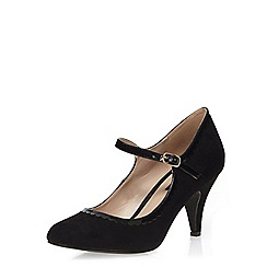 Dorothy Perkins - Black 'connie' mary jane