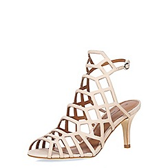 Dorothy Perkins - Blush 'stella' sandals