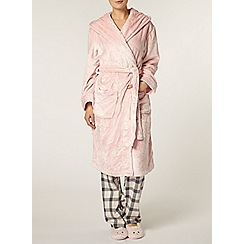 Dorothy Perkins - Pink super soft robe