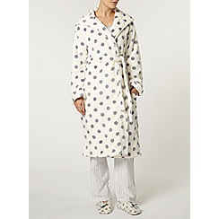 Dorothy Perkins - Cream star gazing bear robe
