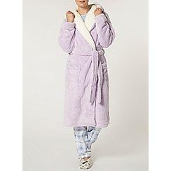 Dorothy Perkins - Lilac character ear robe