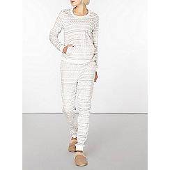 Dorothy Perkins - Fairisle pyjama set