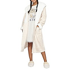 Dorothy Perkins - Rabbit ears dressing gown