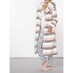 Dorothy Perkins - Striped robe