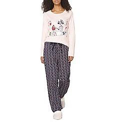 Dorothy Perkins - Pink cupcake pyjama set