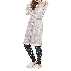 Dorothy Perkins - Penguin hood dressing gown