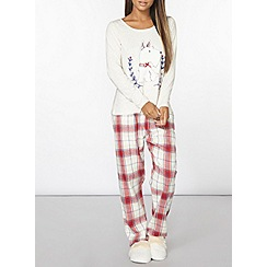 Dorothy Perkins - Scotty dog pyjama set