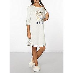 Dorothy Perkins - Bunny t-shirt night dress
