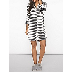 Dorothy Perkins - Striped nightshirt