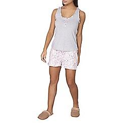 Dorothy Perkins - Pink butterfly pyjama set