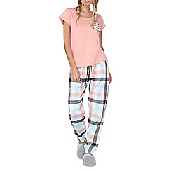 Dorothy Perkins - Bunny check mix and match pants