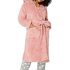 Dorothy Perkins - Pink well soft robe