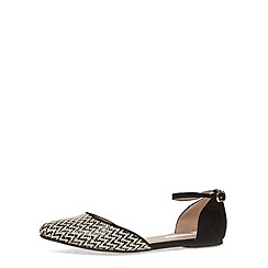 Dorothy Perkins - Wide fit two part pumps
