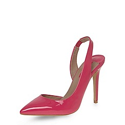 Dorothy Perkins - Wide fuchsia open courts