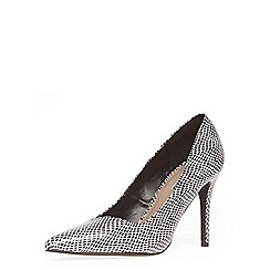 Dorothy Perkins - Mono 'wink' wide fit courts