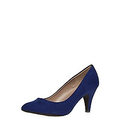 Dorothy Perkins - Cobalt 'wilma' court shoes