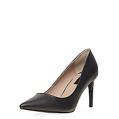 Dorothy Perkins - Black 'waverley' pointed courts
