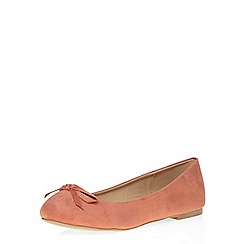 Dorothy Perkins - Blush wide fit willowy pumps