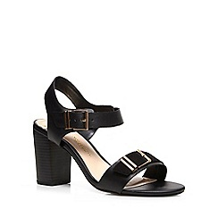 Dorothy Perkins - Black 'watermelon' sandals