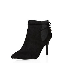 Dorothy Perkins - Black wales pointed boots
