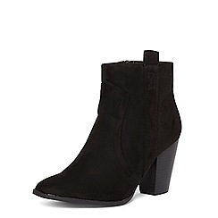 Dorothy Perkins - Black 'alicee' wide fit boots