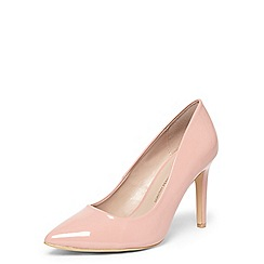 Dorothy Perkins - Wide fit blush Emily courts