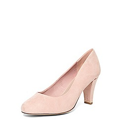 Dorothy Perkins - Wide fit rose 'emma' courts