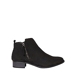 Dorothy Perkins - Wide fit black 'Micha' ankle boots