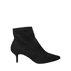 Dorothy Perkins - Wide fit 'martine' kitten heel boots