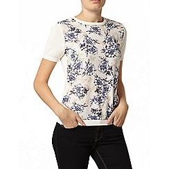 Dorothy Perkins - Sketch woven print jumper