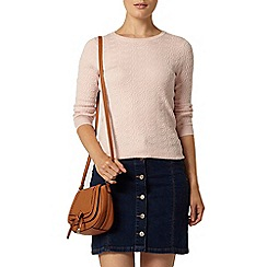Dorothy Perkins - Blush heart blister jumper