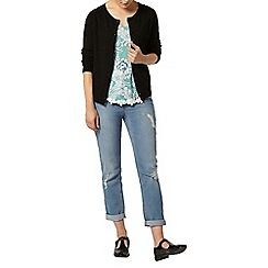 Dorothy Perkins - Black viscose cardigan