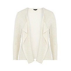 Dorothy Perkins - Tall ivory short edge to edge cardigan